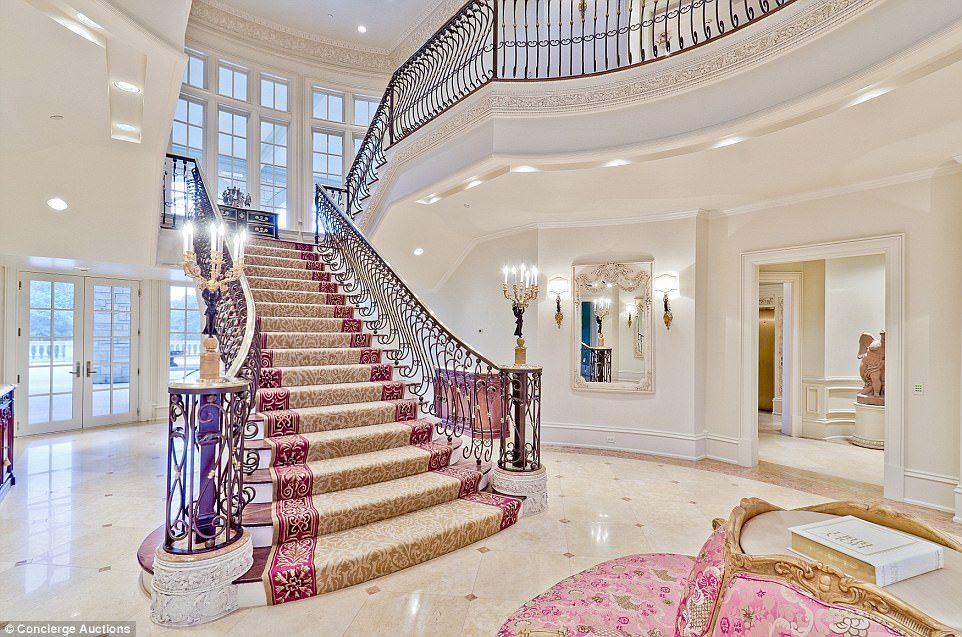 價格高到不准公開!最大「1350坪黃金豪宅」光裝修費就20億,「香奈兒壁櫥」豪華到爆炸!(19張)