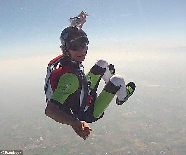 跳傘前他寄影片給老婆「親愛的,這次我不會打開降落傘了...」找到他時已粉身碎骨。
