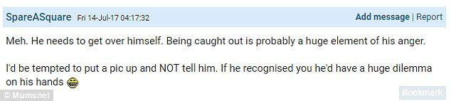 超正老婆把自己裸照PO到老公愛上的色色網站上報復。網友:「你們都有問題...」