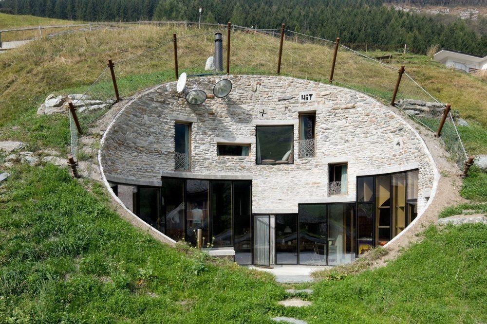10棟豪華到根本不想讓世人找到的「忍者房屋」。