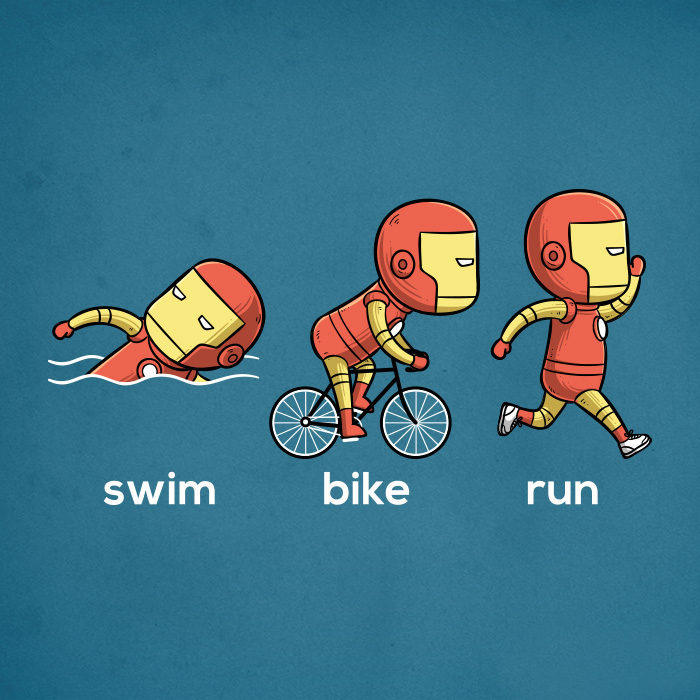 如果超級英雄「用超能力來運動」的話,這是他們最適合的項目! (11張)