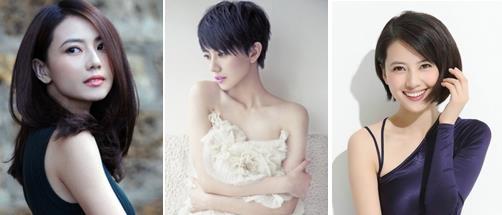 8位完美驗證「剪對髮型當女神,剪錯髮型變路人」的短髮亞洲女星。