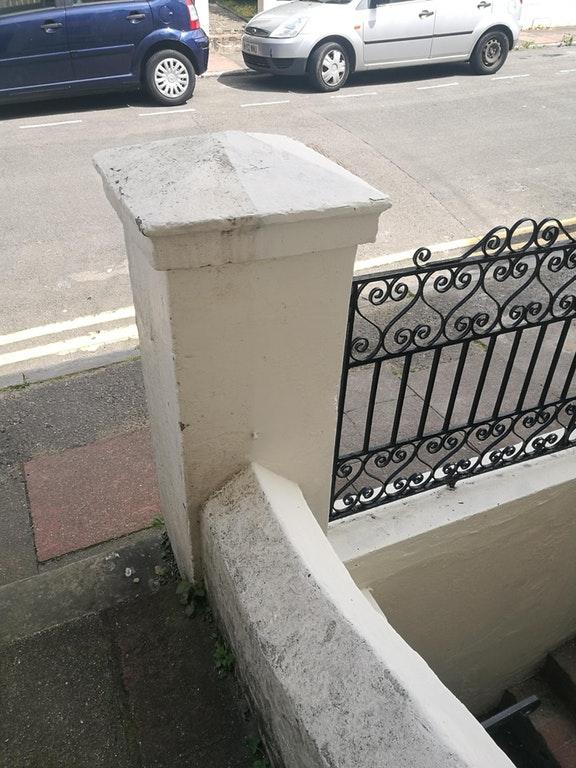 這條明顯分離「骯髒與乾淨」的界線,就是看出鄰居「擊不擊敗」的關鍵。