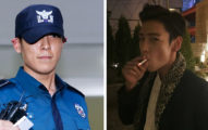 T.O.P染毒害的!南韓明年起「廢除明星義警制度」,讓其他藝人都恨死T.O.P了!