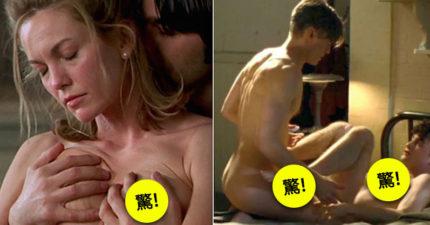 27部「比色片還勁爆」的史上最火辣好萊塢電影愛愛片段。#25 在雲霄飛車上「指」到高.潮!