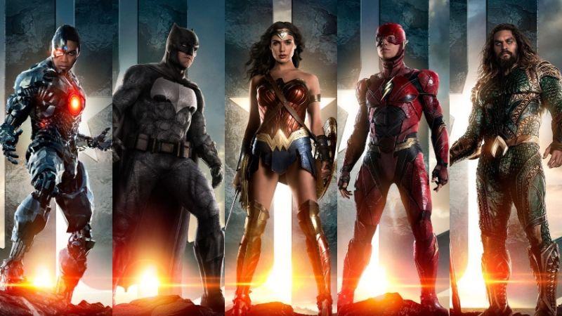 最新《正義聯盟》加長預告出爐,由《復仇者聯盟》導演操刀「風格帥到爆」!