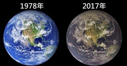 13個很少人知道的「以前 VS 現在地球驚人變化」!#6 時間會「成長」以後每天25小時...