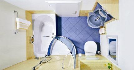 11個把你的小浴室變成五星級飯店廁所的「空間+視覺大升級」的祕密絕招。