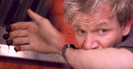 讓你再也不敢外食的「廚房真相」,地獄廚神快嘔吐讓無良餐廳老闆永遠GG!