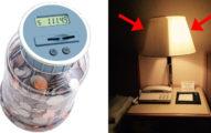15種讓人便利到發懶發胖「值得獲得諾貝爾獎」的生活智慧發明。#12 常常沒電的人必備!