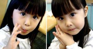 3歲就爆紅的台灣「最美雙胞胎」長大了!如今變成「甜美女神」放電指數破表!