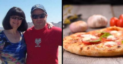 4歲女童被父親綁架!英國男子超天才用「一片披薩」救回女孩!