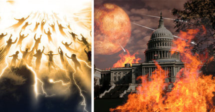 他:世界末日「9月23日」就會來臨!作者:證據寫在《聖經》和金字塔上!