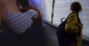 高中女生路上被「色狼襲胸」氣到爆哭,阿嬤:「他摸到的是假的,不是真的奶!」造成真正心理傷害...