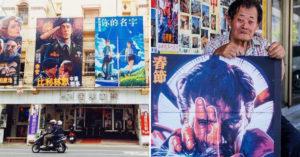 台南「海報國師」顏振發功力驚豔國外,《奇異博士》導演親自發文大讚!