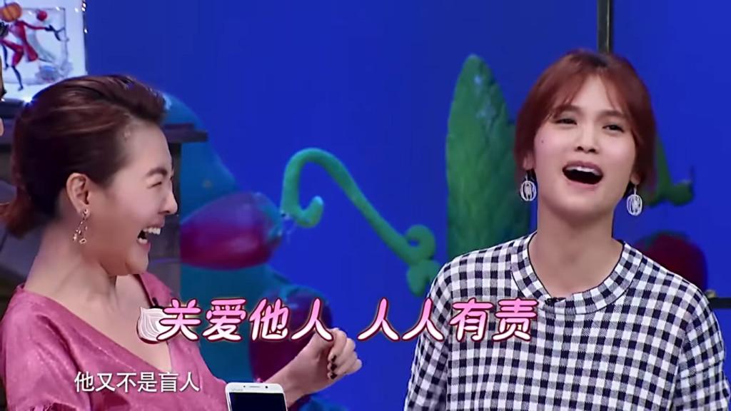 楊丞琳可愛還原「向李榮浩撒嬌」的聲音,小S聽完崩潰問:「他沒賞妳巴掌嗎?」