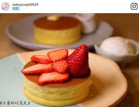 姐妹約會打卡必去!7個不用出國的「台灣私房厚鬆餅店」會讓你的嘴巴融化!