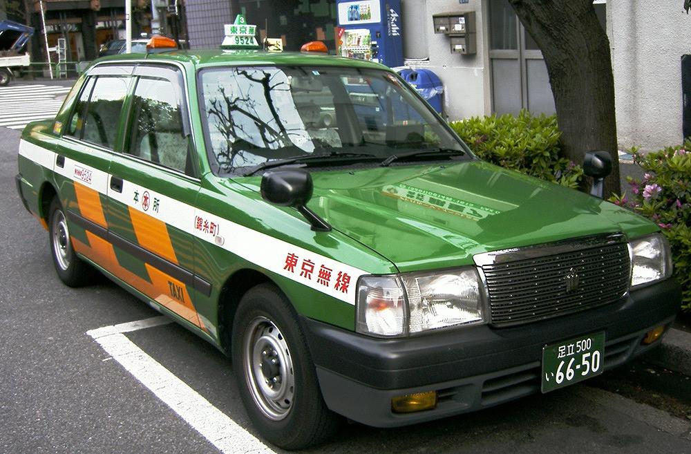 日本明明很先進「計程車卻老舊」?網酸:還是比台灣好