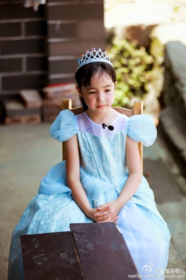 夏克立曾差點死但被女兒救回一命!他驕傲有著一位「沒有公主病的小公主」。