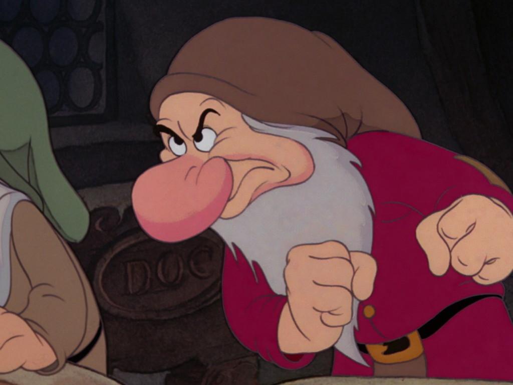 19個領教過「床上沒戲男」的人一定都懂的迪士尼表情。#12 讓人氣到想掐他小頭...