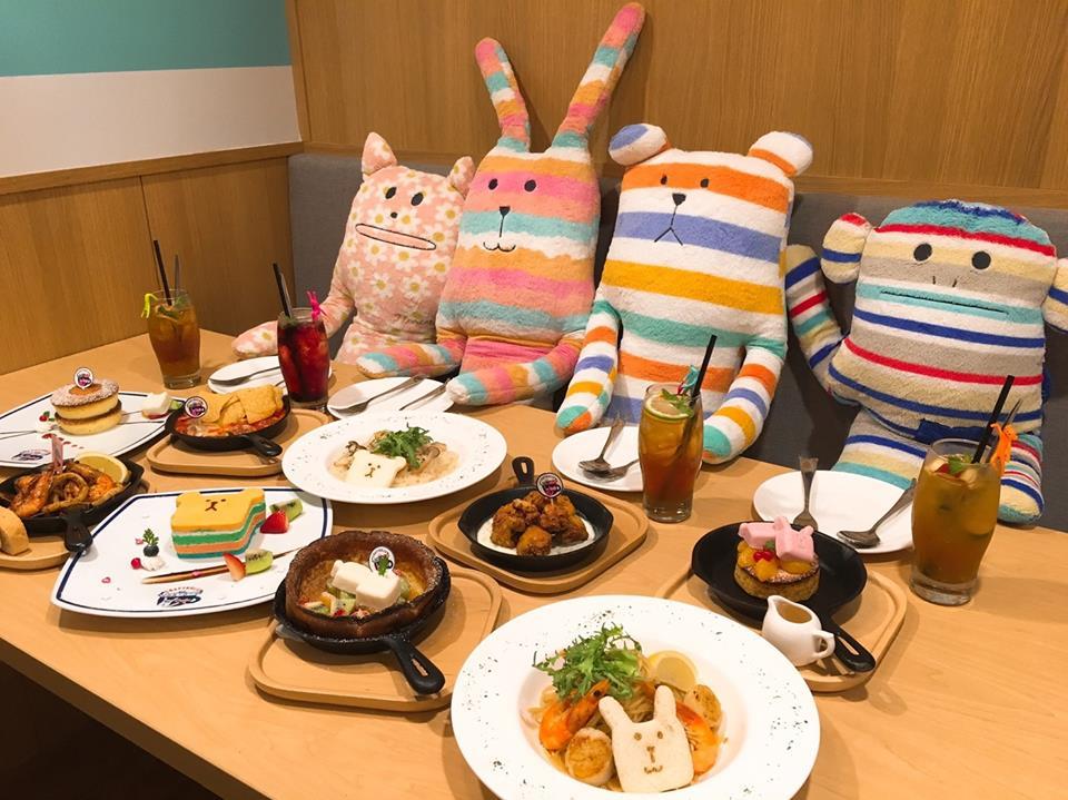7家萌翻台北街頭「讓你每天都想去打卡報到」的主題餐廳,#7 熊本部長也有賣海鮮!