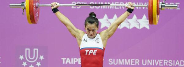 去年奧運飲恨,右腿肌曾斷70%郭婞淳一舉奪金成「世界第1」破10年強國世界紀錄!私下暖到爆!