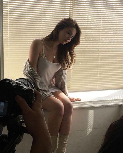 天使級「戰鬥民族自然美女」南韓爆紅,超美牛奶肌「仙女下凡」穿睡衣性感到爆!(附IG)