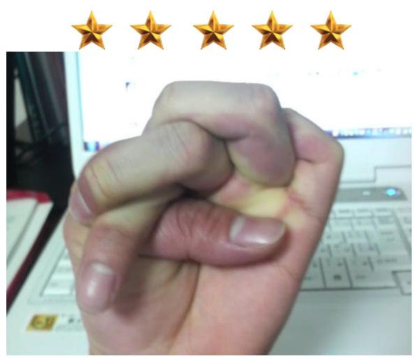 6種全世界99%人都做不到的「手指大挑戰」! #4 練成後女生會很開心...(羞)