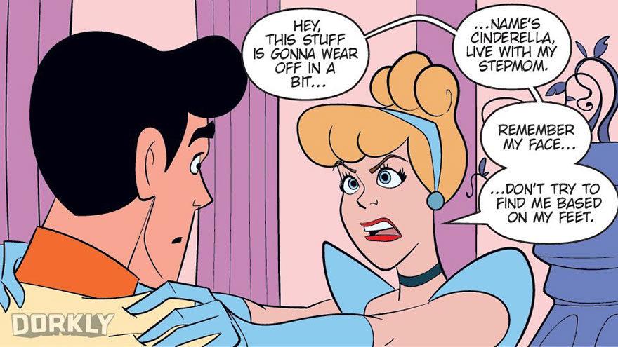 7位迪士尼公主「如果腦筋靈活一點的話」完全可以顛覆故事結局