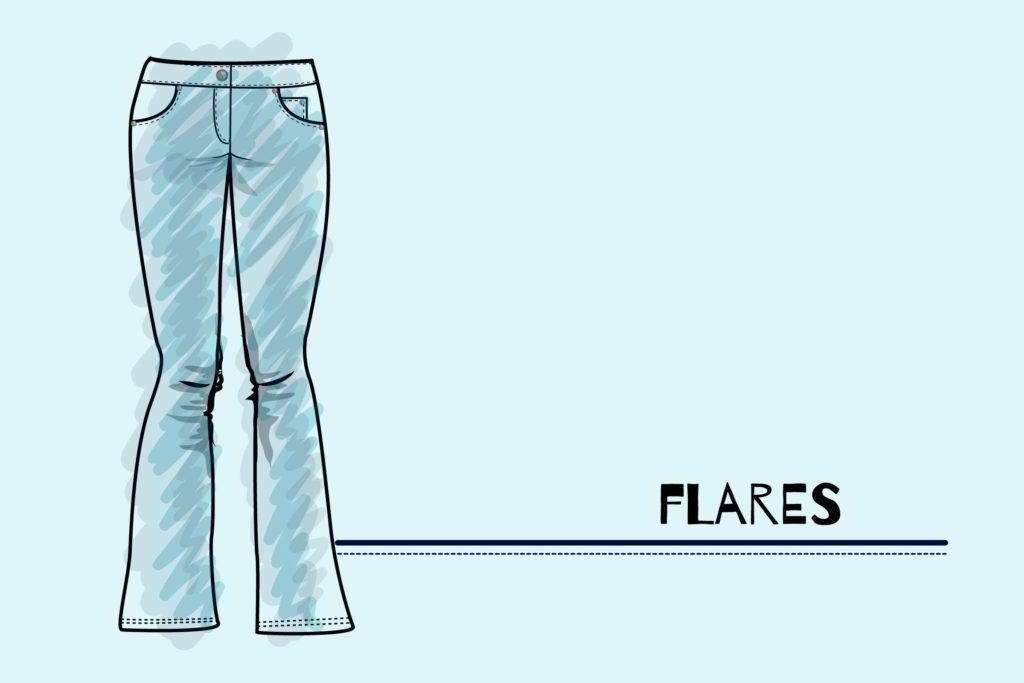 你穿牛仔褲不好看就是因為買錯款了!「按照身材穿」才不會花冤枉錢!