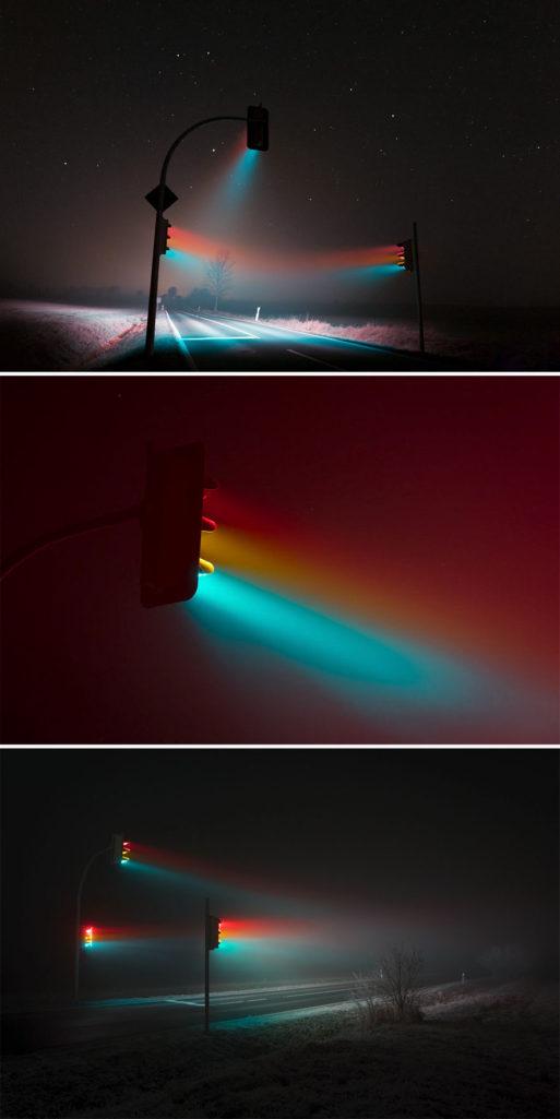 30張用長時間曝光「將光線捕捉」的超越四次元夢幻照!#26 在瓶子裡的銀河系!