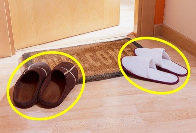 千萬要小心!8個「絕對不要和朋友共用」的日常生活用品 拖鞋的原因太可怕!