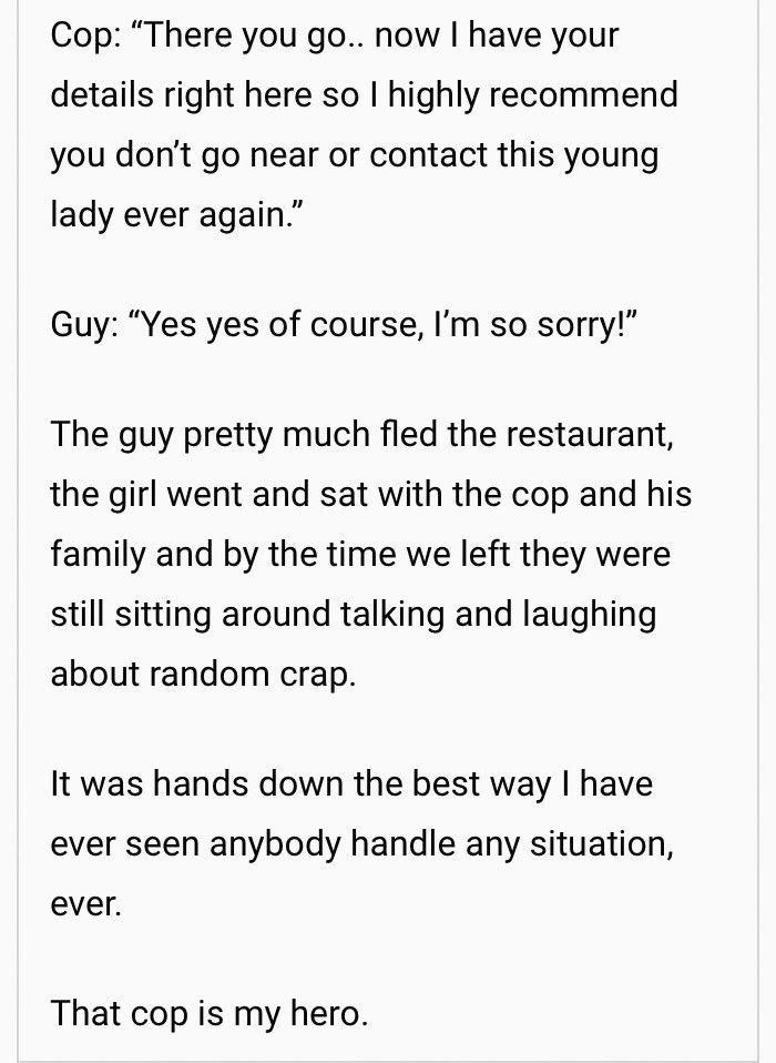 渣男在餐廳「狠嗆女伴」被隔壁桌聽見 「超帥男子」走過去:我給你2個選擇...