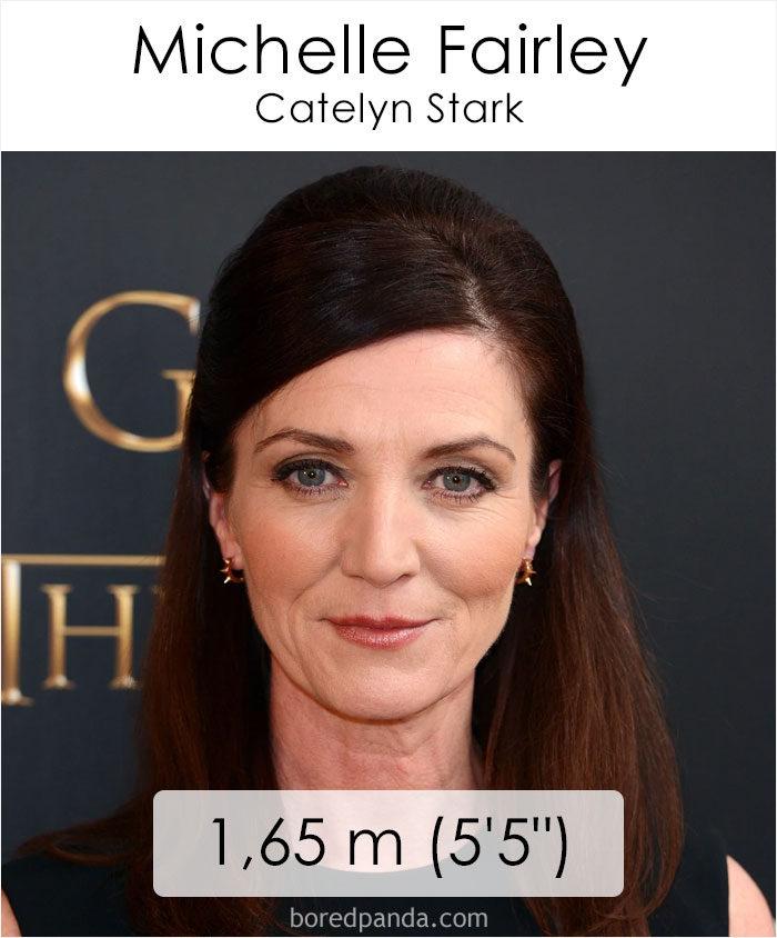 《權力遊戲》「演員身高」最矮到最高排行榜曝光!以為「魔山」最高你就錯了!(45名)