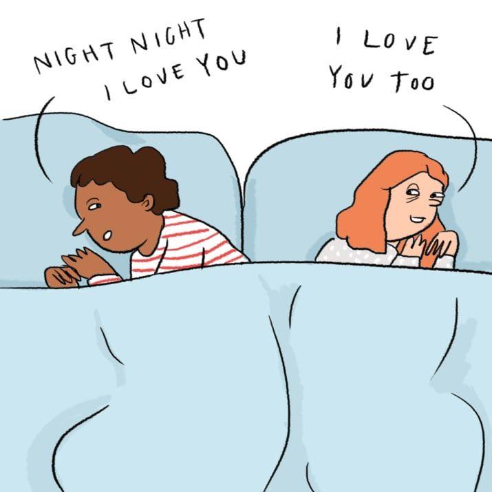 8個方便到讓你變成廢人的「懶人愛愛法」懶人包。#8 這樣愛才算真愛!