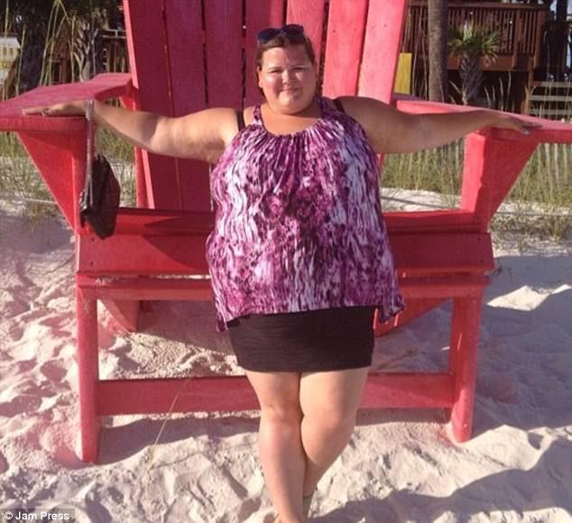 178公斤女「減掉半個自己」變很美 酸民嗆「長這樣不想活」她正能量反擊!