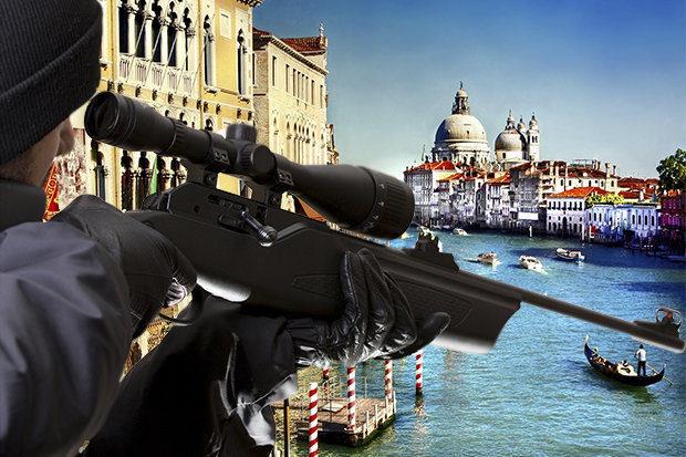 去歐洲旅遊的人小心了!一旦喊出「這四個字」你就會被狙擊手爆頭了!