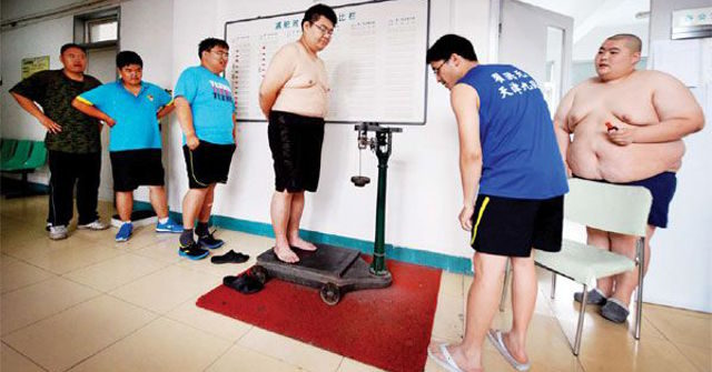 中國新兵體檢一半人數被刷掉!國防部:太肥、不停的自.慰