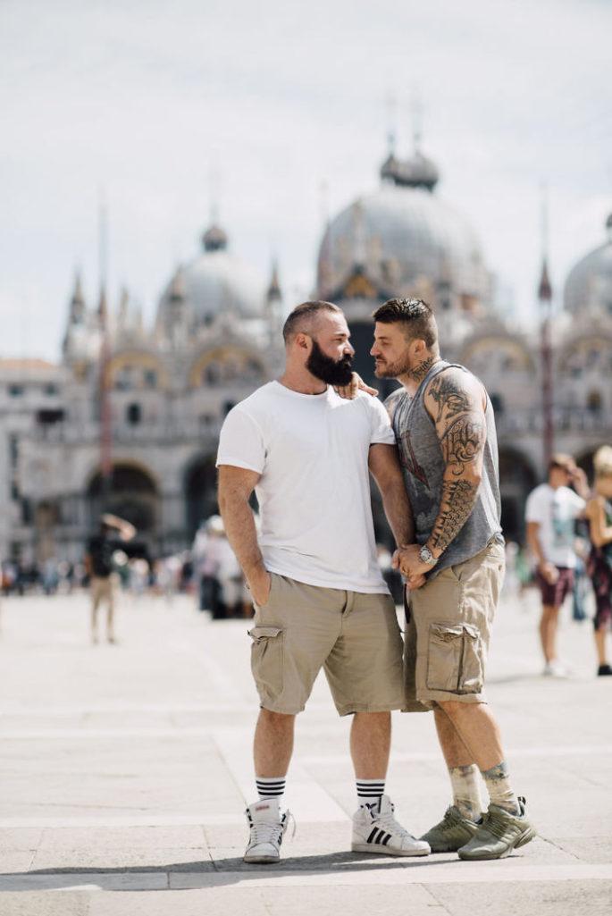 前瑞典奧運選手跟男友威尼斯「浪漫求婚之旅」,又Man又可愛的求婚搞得網路都差點起火! (10張)
