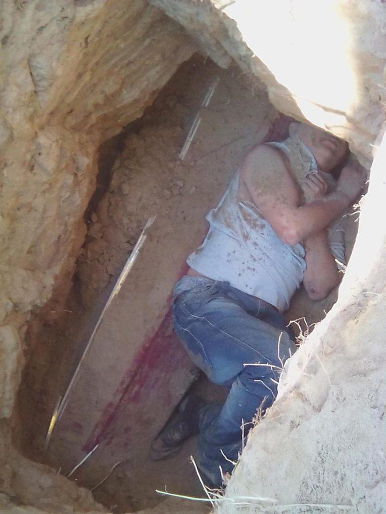 被自殺女友冤魂糾纏!30歲男開挖「17歲女友墳墓」放火燒屍! 5年來「現身不放過」他嚇死!