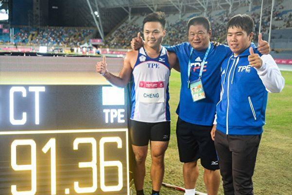 進軍2020東京奧運!亞洲傳奇鄭兆村91M36「擲破亞洲紀錄」史上第一人,瑞典恩師力挺追夢。