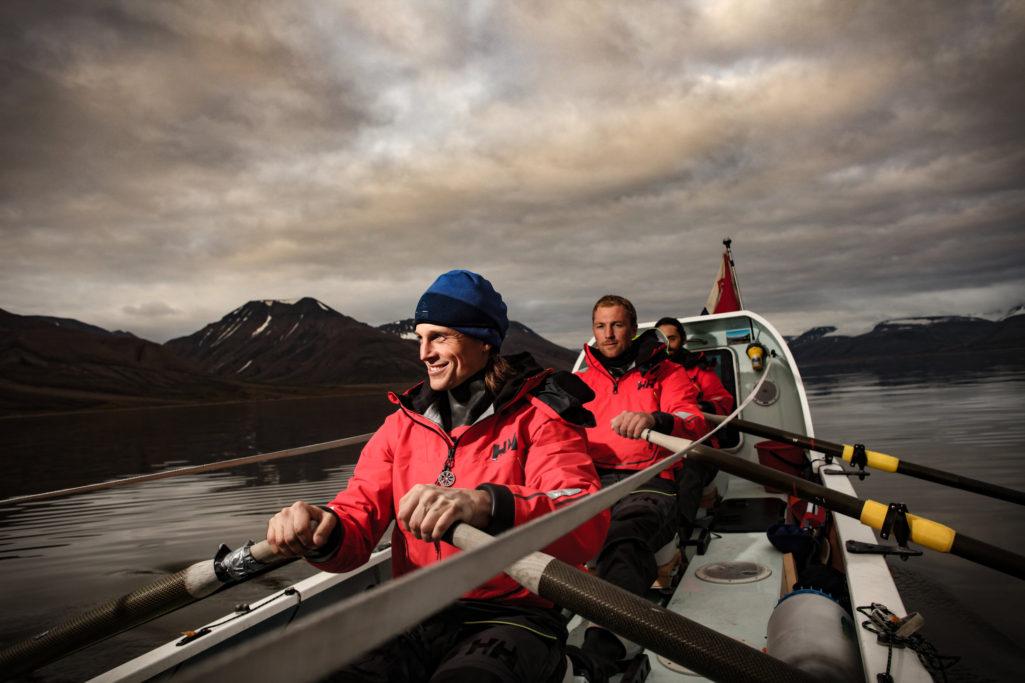 奧運金牌選手北極海「划船45天1000公里」破世界紀錄!分享「手爛掉照片」網友嚇壞!