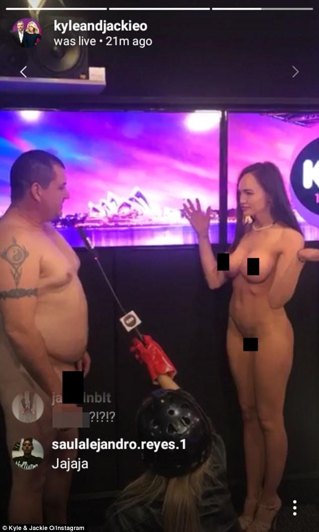 全裸約會節目「大肚男意外勝出」!主持人嫌「怎那麼小」,下一秒「當場長大」辣模自豪選對人!(影片)
