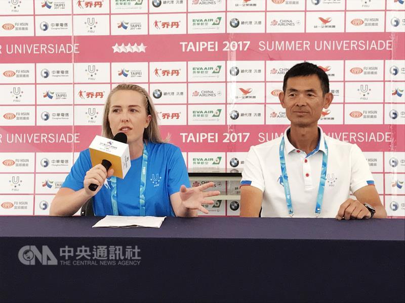 陳映竹二度破「世界紀錄」奪金卻不被承認,她坦然:心情還是很好!