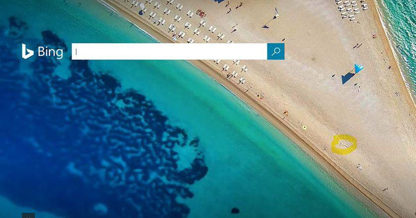 大量網友衝上「微軟Bing」,感動的工程師才發現是首圖有「超色亮點」緊急下架...