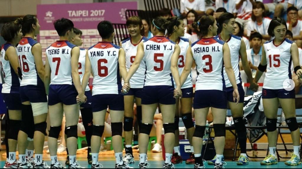 男友別讓女友看!世大運台灣女排「超帥的11號」,網友:她好帥,有點不想理老爺了