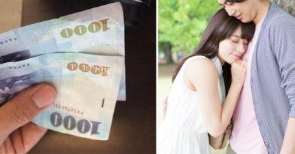 「30歲女孩存款5萬有救嗎?」他挑女友PO文問卦,網友直接突破盲點