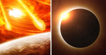 「月亮吃掉地球」人類距離滅亡只剩一個月!他:「神秘數字33」不是巧合!