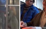 色片女星揪男「教堂蹲地吃香腸」,隔著玻璃「吞吐前後動」法官判無罪!(有影片)