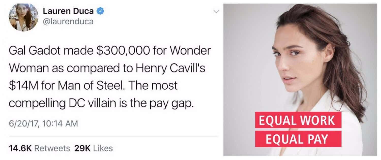 15張神力女超人「最想消滅」的照片 拍了「超辣作品」卻被網罵:爛爆了!